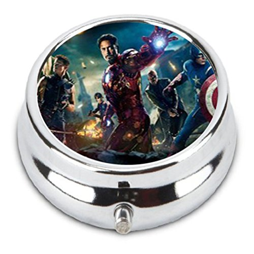 marvel pill box - 1