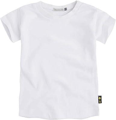 Canada House Camiseta bbplain bebé niño Blanca, Talla 36m: Amazon.es: Ropa y accesorios