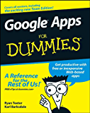 GoogleTM Apps For Dummies®