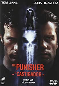 El castigador (The punisher) [DVD]