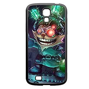 Ziggs-003 League of Legends LoL For Case Samsung Galaxy Note 2 N7100 Cover Hard Black
