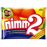 Nimm2 Multivitamin Hard Candy - Pack of 4 X 145 G
