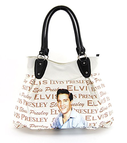 Elvis Presley Large Purse, EL7812, Elvis with Guitar