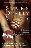Seven Deadly Sins: Seven Illustrated Erotic Tales of Venial Vice