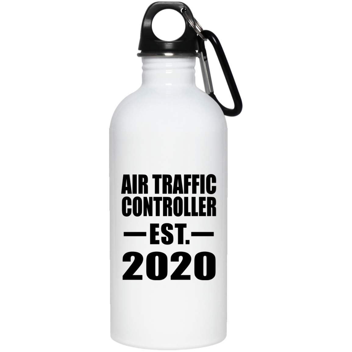 Best Insulated Water Bottle 2020 Amazon.com: Air Traffic Controller Established EST. 2020   20oz