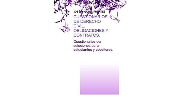 Obligaciones y contratos. (Spanish Edition) - Kindle edition by JOSÉ R. GOMIS FUENTES. Professional & Technical Kindle eBooks @ Amazon.com.