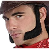 Forum Novelties Men's Novelty Lamb Chop Sideburns