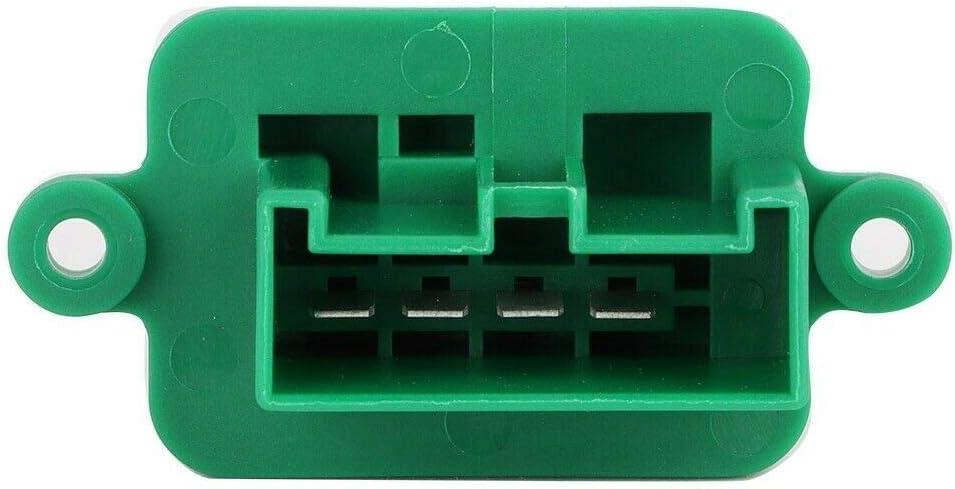 SODIAL R/éSistance du Ventilateur du Ventilateur de Chauffage pour 500 Panda Punto Seicento Doblo Ducato 46721213 46723713 71732250 46722909