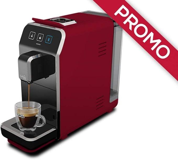 Máquina de café Caffitaly Luna S32 roja – polos Recambios: Amazon ...