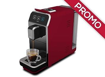 Máquina de café Caffitaly Luna S32 roja - polos Recambios: Amazon.es: Hogar