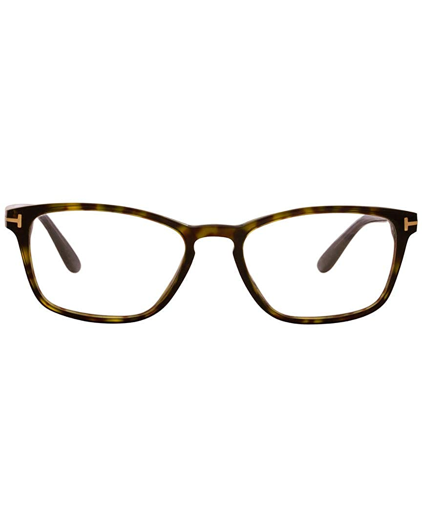 12f66e7d16 Tom Ford Unisex Ft5355 54Mm Optical Frames at Amazon Men s Clothing store