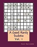 A Good Hardy Sudoku, Janet Martindale, 1449519490