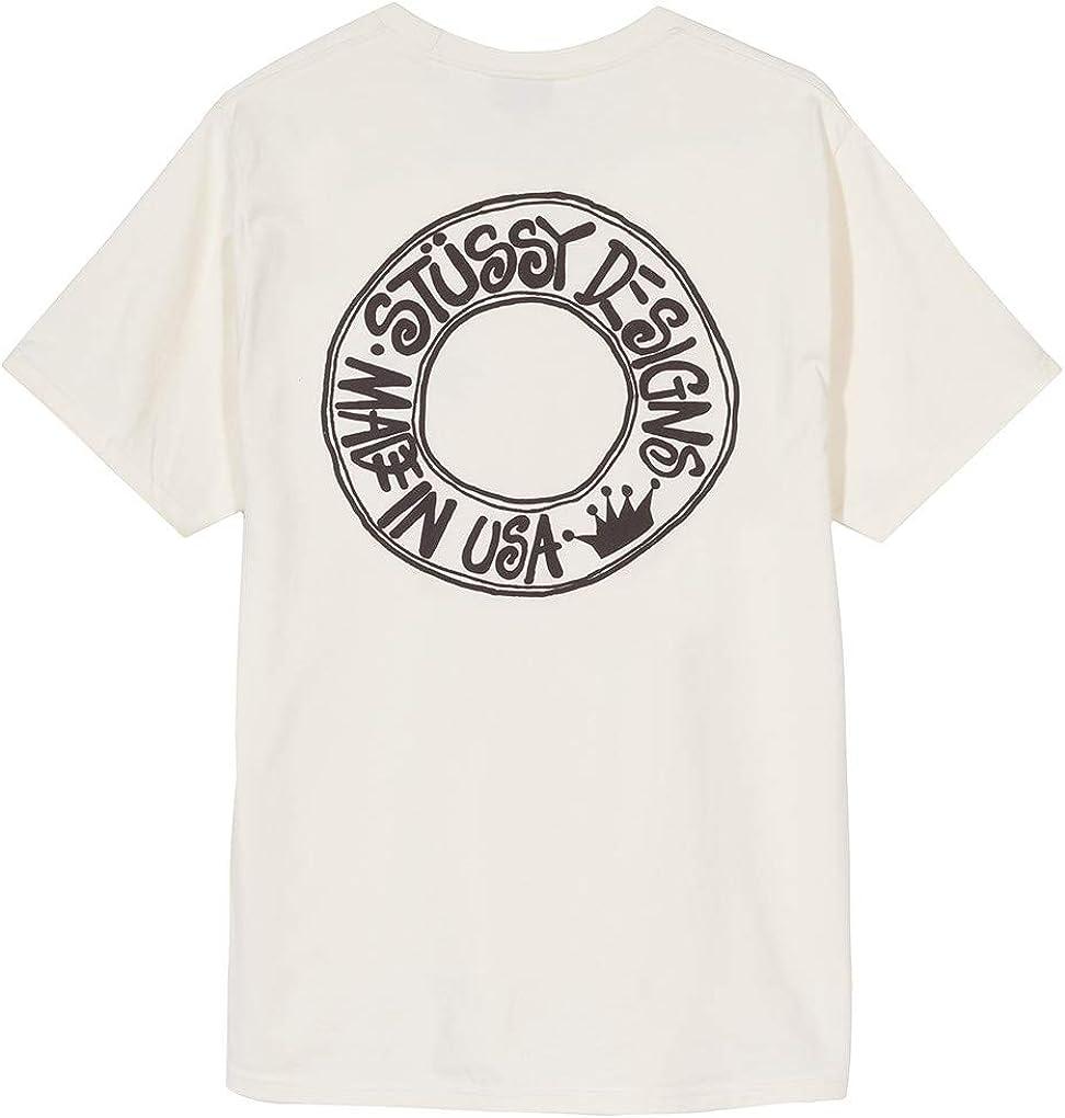 Stussy Camiseta Buana Vainilla S (Small): Amazon.es: Ropa y accesorios
