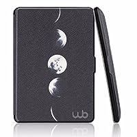 Capa Case Kindle Paperwhite WB® Auto Liga/Desliga  - Ultra Leve Luna
