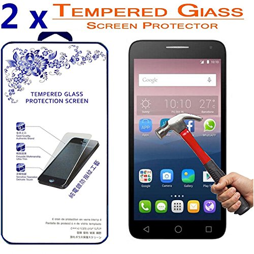 Tempered Glass For Alcatel Pop Touch 3 - 6