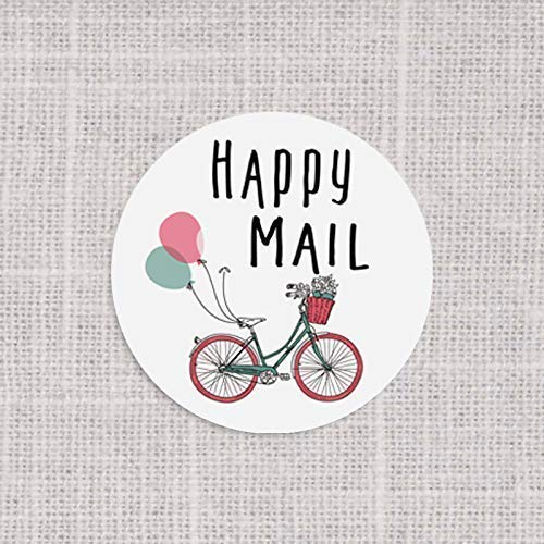 order stickers happy post stickers stickers