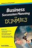 Business Succession Planning For Dummies