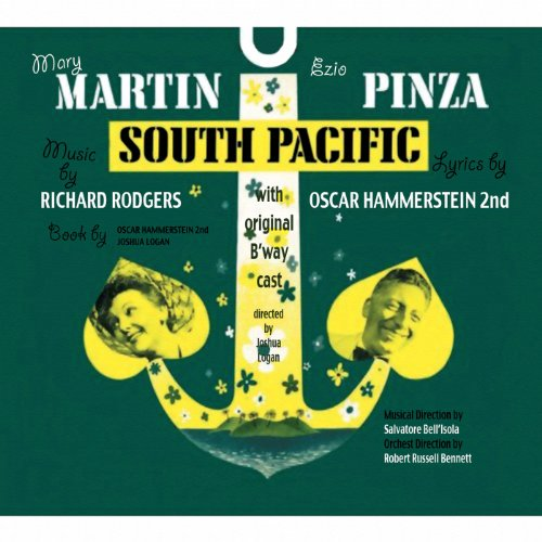South Pacific - Original 1949 Broadway Cast Recording ()
