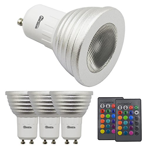 RUICAIKUN Dimmable Changing Spotlight Decoration product image