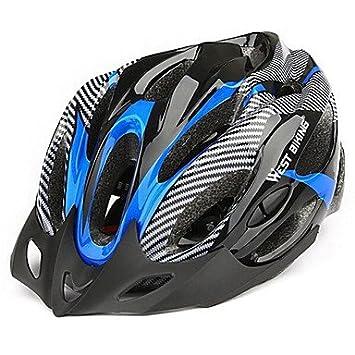 West ciclismo? Súper ligero casco para bicicleta de montaña ...