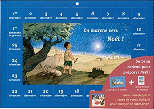 Google livres téléchargement gratuit en ligne Calendrier de l'Avent en français PDF DJVU FB2