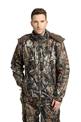 Krumba Men's Hunting Wp Jacket Camouflage L