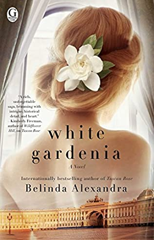 book cover of White Gardenia