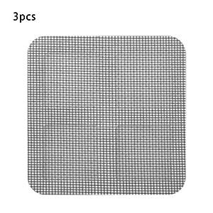 Erduo Patch di Riparazione dello Schermo della Porta della Finestra Schermo Anti-Insetti e Bug Kit di Patch Adesivo per zanzare Strumento di Riparazione 12 spesavip