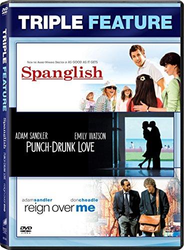UPC 043396461444, Punch-Drunk Love / Reign over Me / Spanglish - Vol - Set
