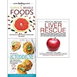img - for Medical medium liver rescue [hardcover], hidden healing powers, medical autoimmune life changing 3 books collection set book / textbook / text book
