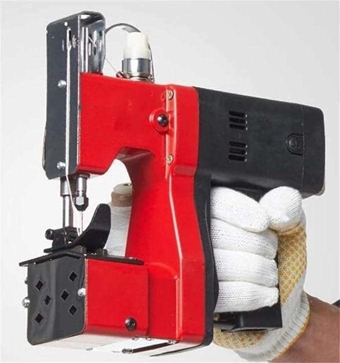 Máquina de coser eléctrica portátil Máquina de sellado portátil de ...