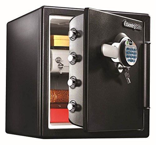Fire-and-Water-Resistant-Biometric-Digital-Lock-Safe