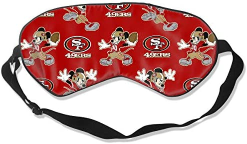 Amazoncom Aoskin San Francisco 49ers Cartoon 100 Double Face