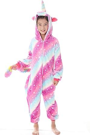 Disfraz de unicornio unisex para niños, disfraz de animal, disfraz de unicornio, para fiestas de disfraces
