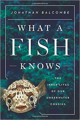 Resultado de imagen de What a Fish Knows