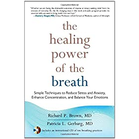 Learn more about the book, The Healing Power of the Breath