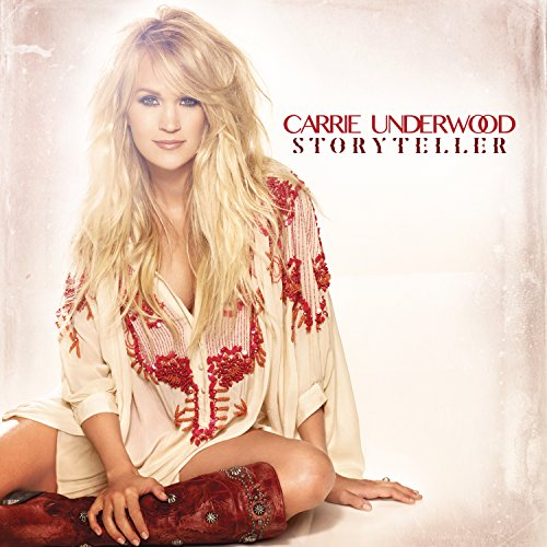 CD : Carrie Underwood - Storyteller (CD)