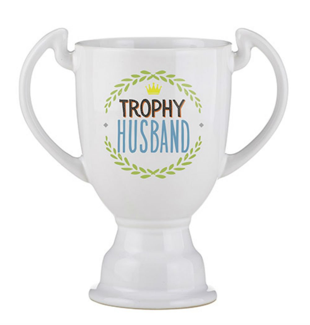 Set of 4 Trophy Mug - Trophy Husband