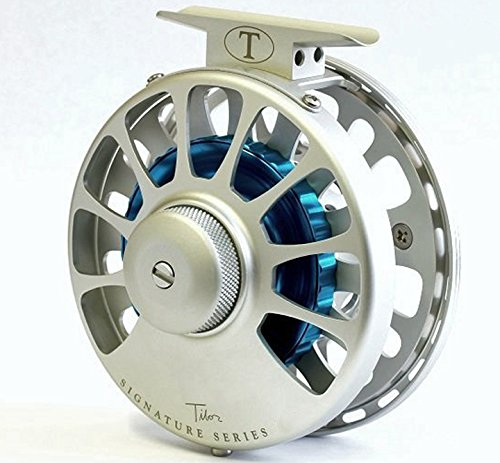 Tibor Signature Series Fly Reel 11/12 with Aqua Hub