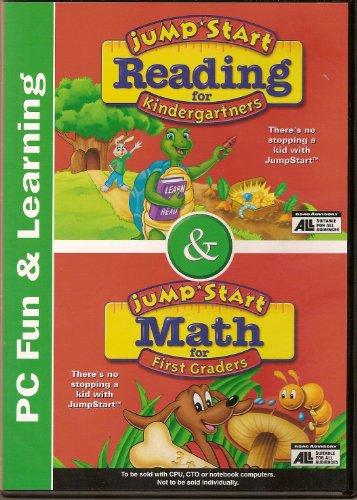 - JumpStart Advanced 1st Grade V2