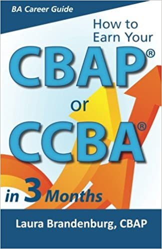 How to Earn Your CBAP or CCBA in 3 Months: Finish the Application ...