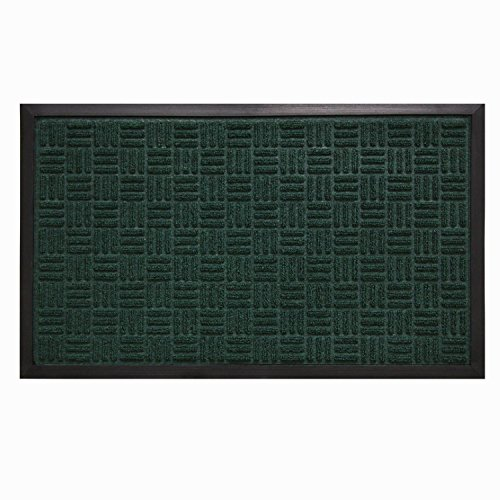 - BACOVA GUILD 05521 Saver II Door Mat, 18 by 30-Inch, Green
