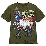 Disney Store (Marvel) Big Boys ''I'm An Avenger'' Avengers Tee