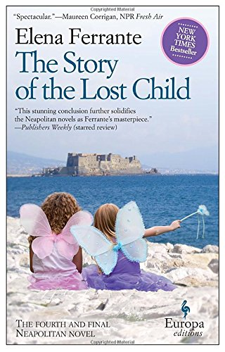 Book cover for The Story of the Lost Child