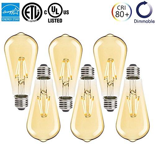 Old Fashioned Light Bulbs Led