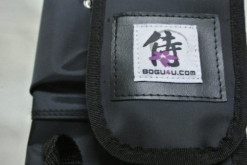 (B4-01) Bogu4u=Best Function= Made in Taiwan Deluxe Travel Kendo Shinai Bag (Including One Free Double-Knit Tenugui) by Bogu4u