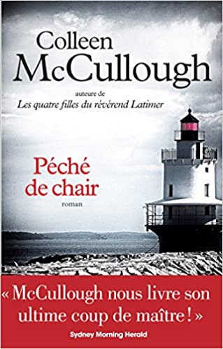 Péché de chair de Colleen McCullough 2016