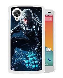 Metal Gear Rising Revengeance (2) Google Nexus 5 Phone Case On Sale