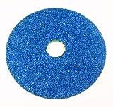 Shark 50360Z 5-Inch Zirconium Resin Fibre Discs, 25-Pack, 36-Grit