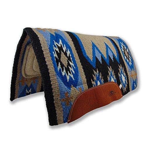 Wool Horse Show Blanket Laredo Navajo Saddle Pad 100% New Zealand Wool Top Blanket Classic Horse Blanket